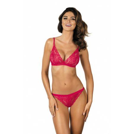 Biustonosz Soft Model Desire B2 Red
