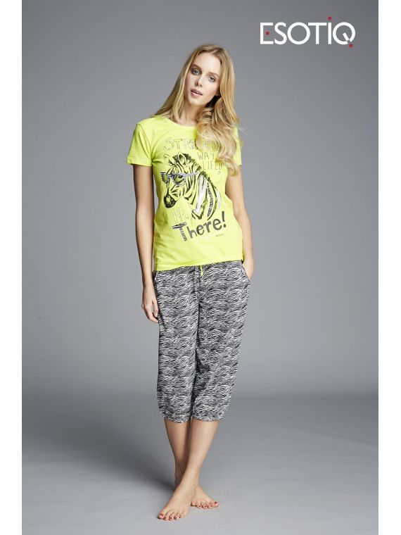 Piżama Damska Model Kita...