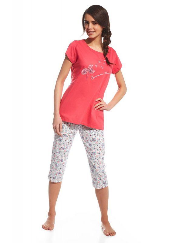 Piżama Damska Model Summer 624/107 Pink