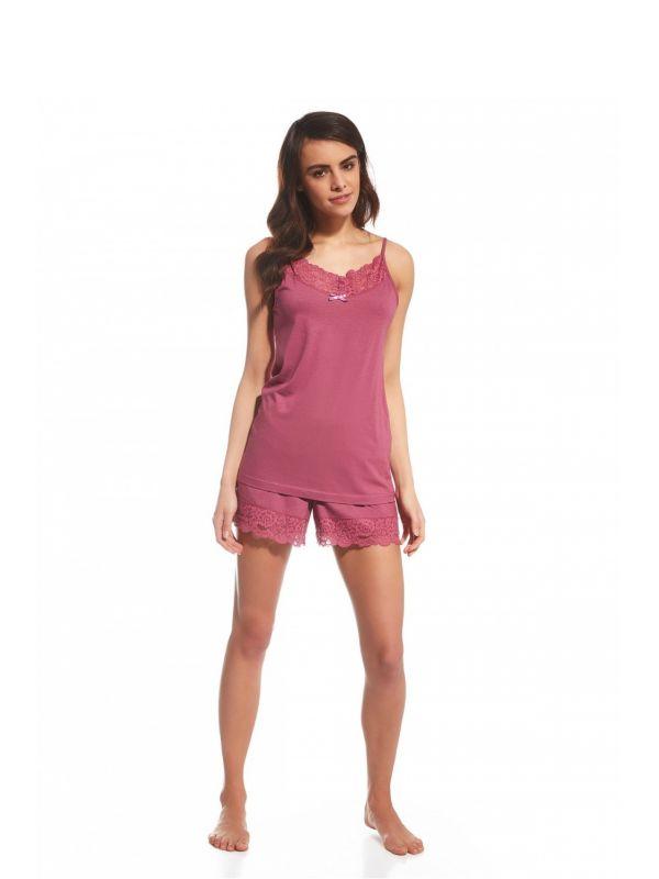 Piżama Damska Model Adele 060/122 Pink