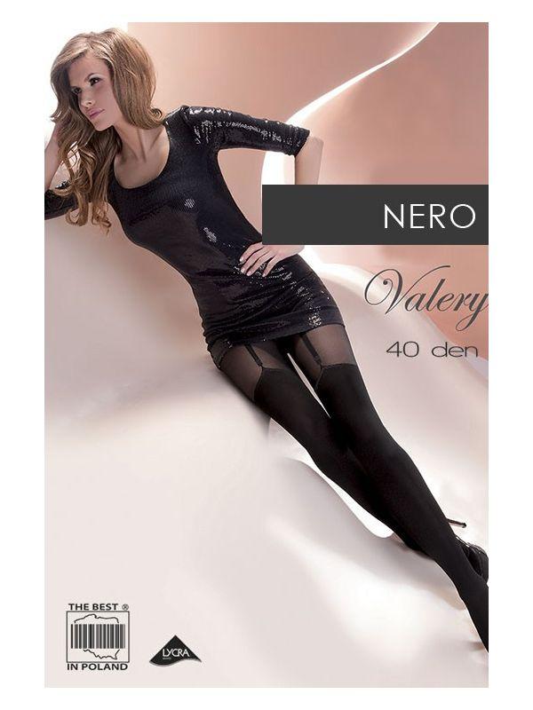 Rajstopy Wzorzyste Model Valery Code 260 Nero