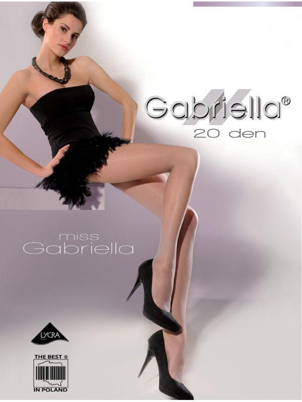 Rajstopy Miss Gabriella 20 DEN code 105