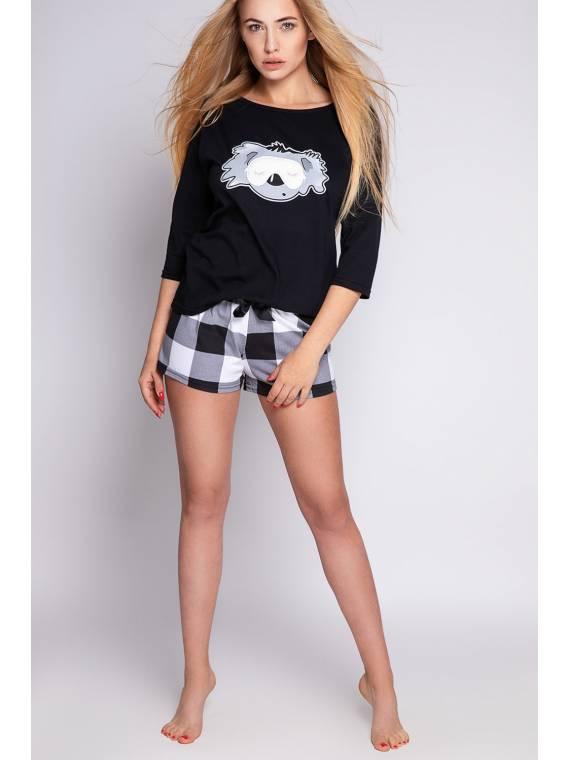 Piżama Damska Model Fluffy...