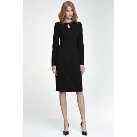 Sukienka Erin S79 czarny