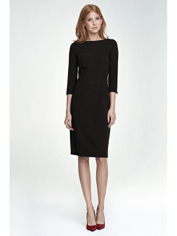 Sukienka Tracy S80 czarny