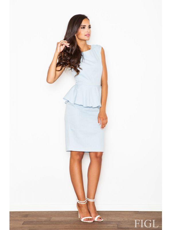 Sukienka Model M401 SKy Blue