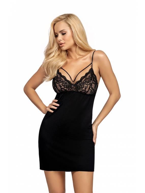 Koszulka Model Lulu Black -...