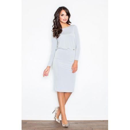 Sukienka Model 326 Grey