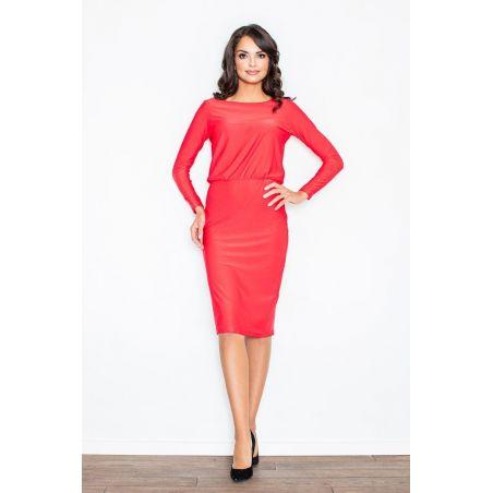 Sukienka Model 326 Red