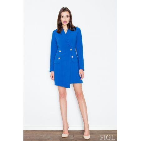 Sukienka Model M447 Blue