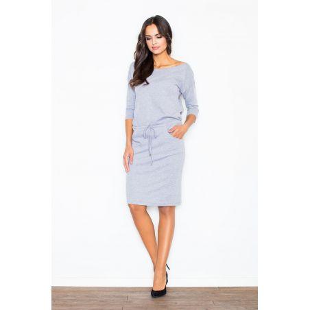 Sukienka Model 203 Grey