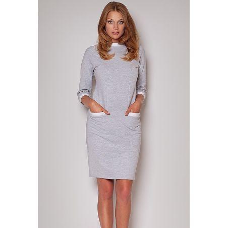 Sukienka Model 205 Grey