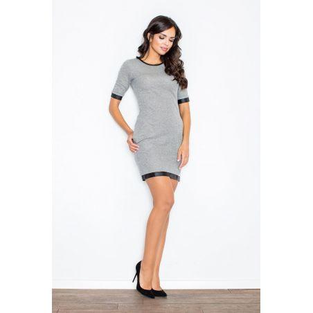 Sukienka Model 348 Dark Grey