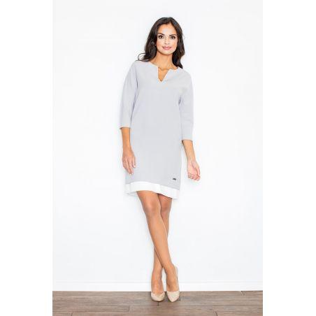 Sukienka Model 333 Grey