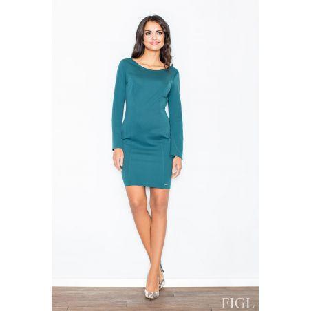 Sukienka M416 Green