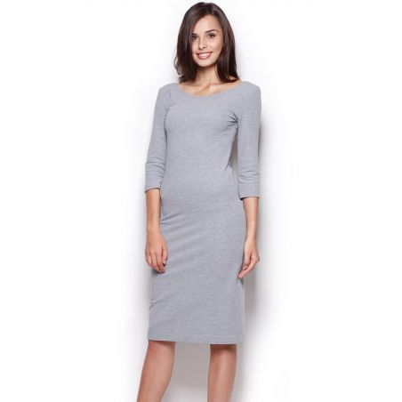 Sukienka Model 301 Grey