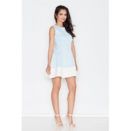 Sukienka Model 373 Blue