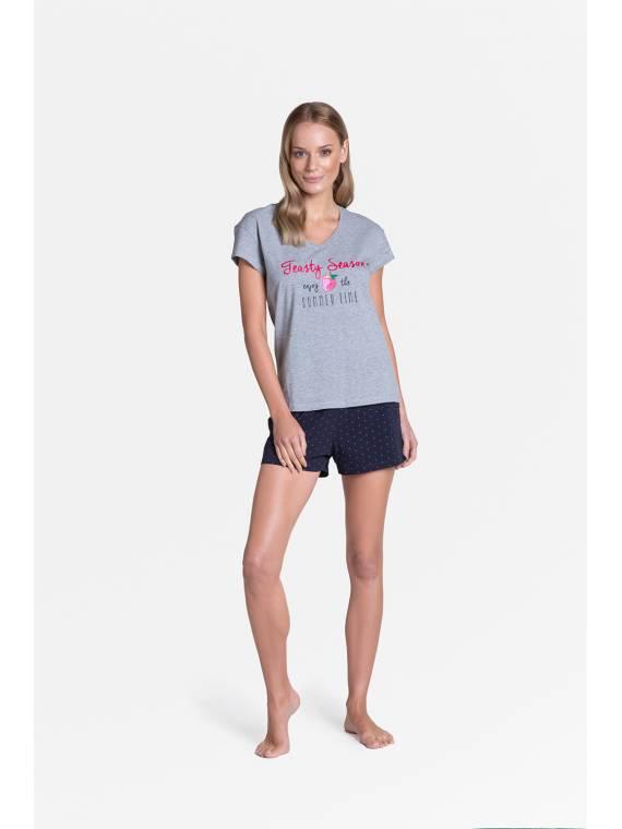 Piżama Damska Model Tyla...