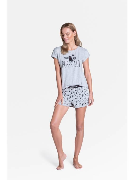 Piżama Damska Model Timber...