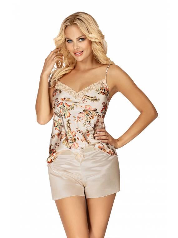 Piżama Model Paris 1/2...