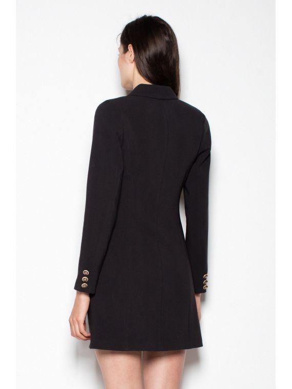 Sukienka Model S68 1138 Black