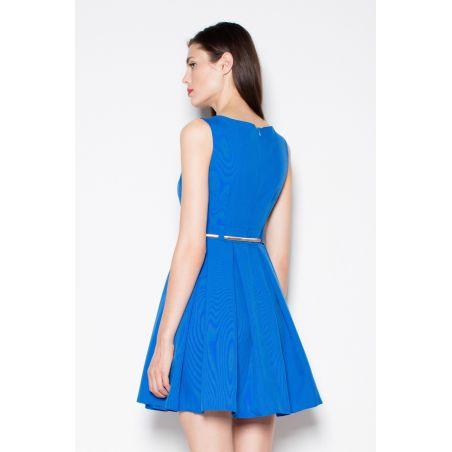 Sukienka Model Ann S73 1211 Sky Blue