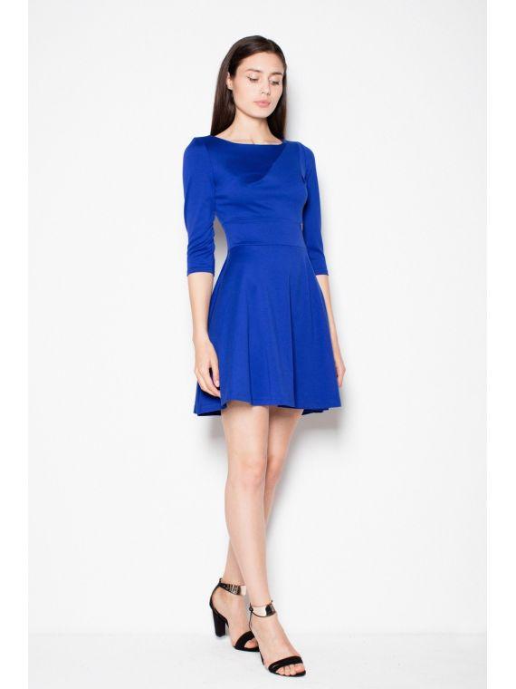 Sukienka Model Ginny S71 1237 Blue