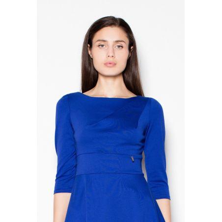 Sukienka Model Ginny S71 1236 Ecru