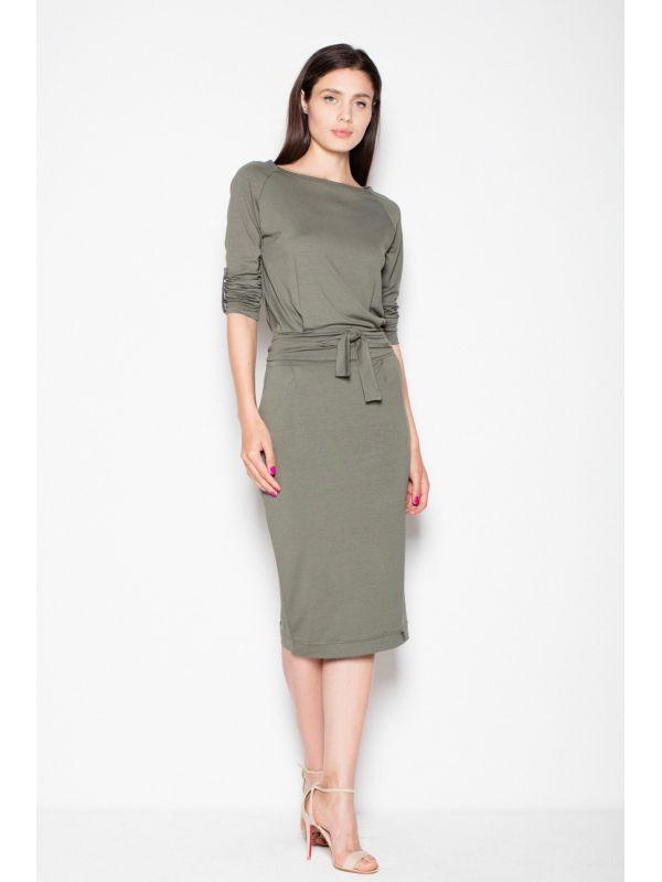 Sukienka Model 263 Olive