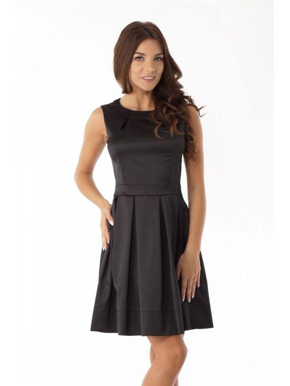 Sukienka M018 Beige