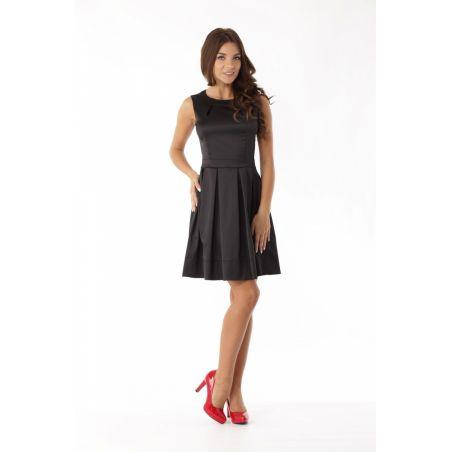 Sukienka M430 Bordo