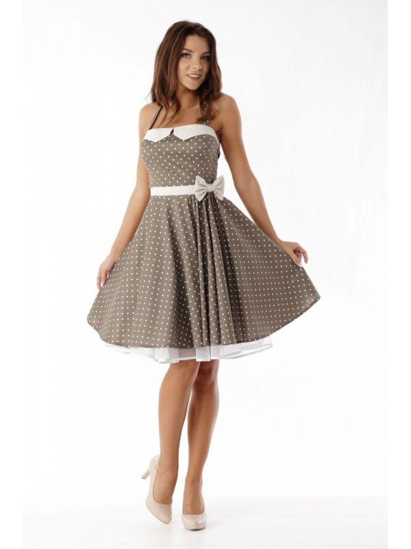 Sukienka Model M447 Grey