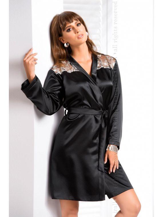 Szlafrok Model Ida Black