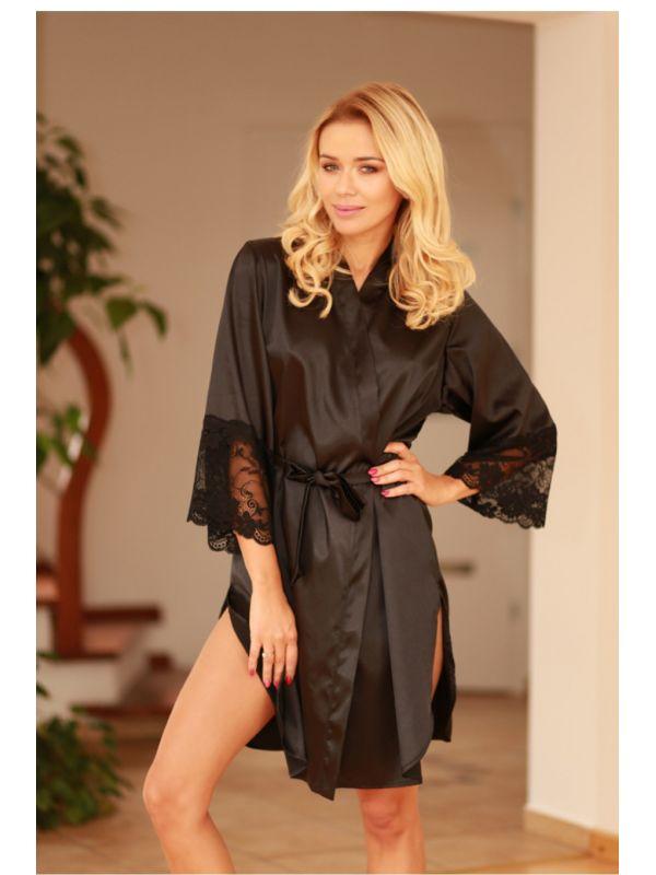 Podomka Model Marbella satyna Black