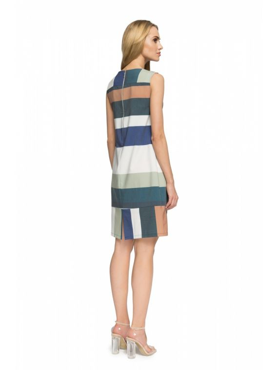Sukienka Model A77 Blue