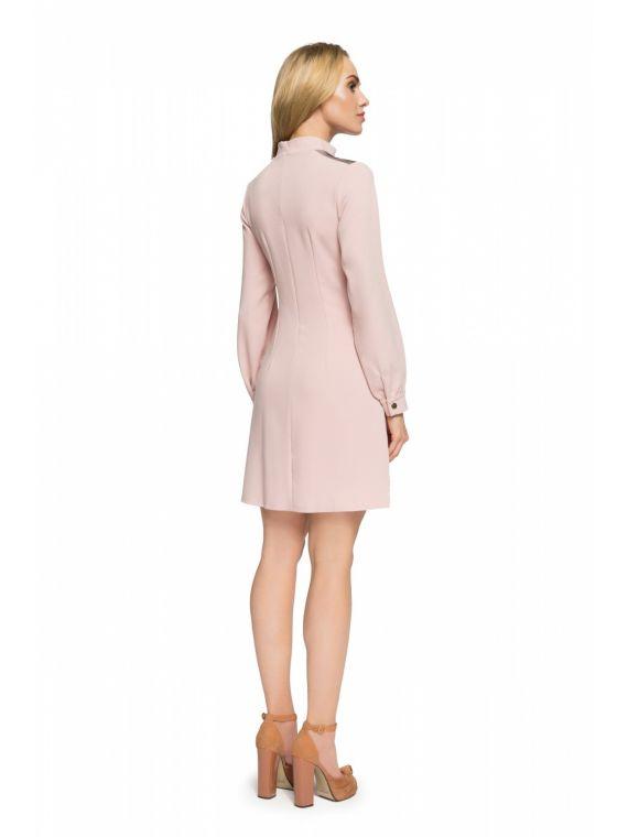 Sukienka Model A86 Wrzos