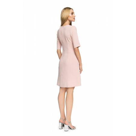 Sukienka Model A115 Grey