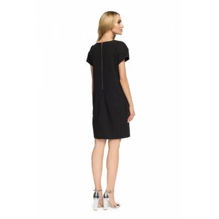 Sukienka A134 Beige