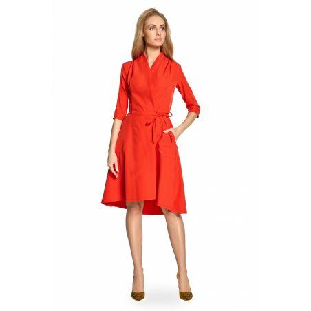 Sukienka Model S099 Red