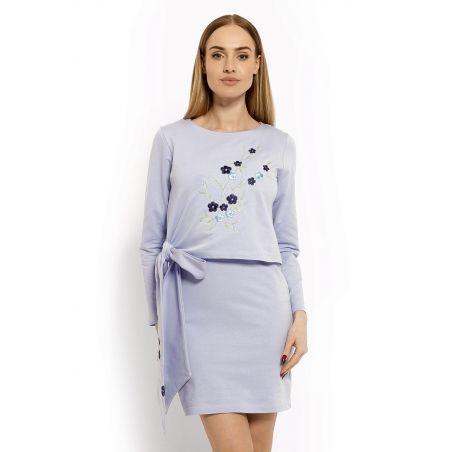 Sukienka Model 1624 Sky Blue