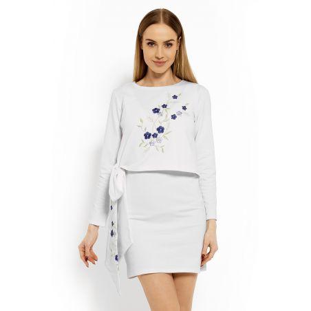 Sukienka Model 1624 White
