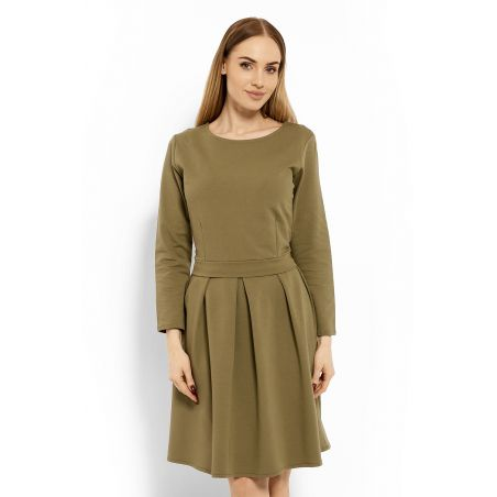 Sukienka Model 1628 Khaki