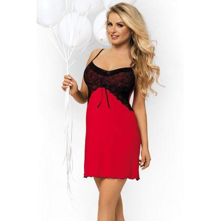Koszulka Model Tatiana Red