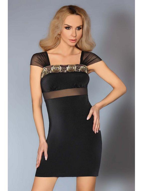 Koszulka Model Amoria Black
