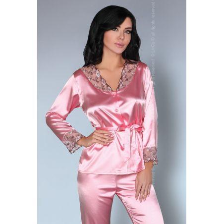 Piżama Damska Model Tomana Pink