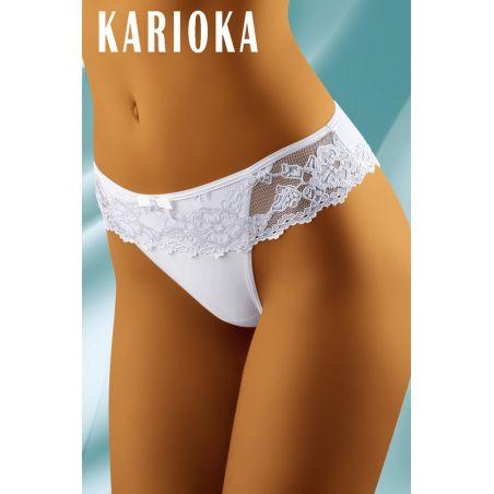 Stringi Model Karioka White