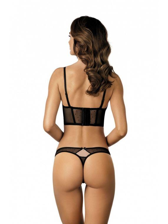 Stringi Model Tiffanie Black/Pink