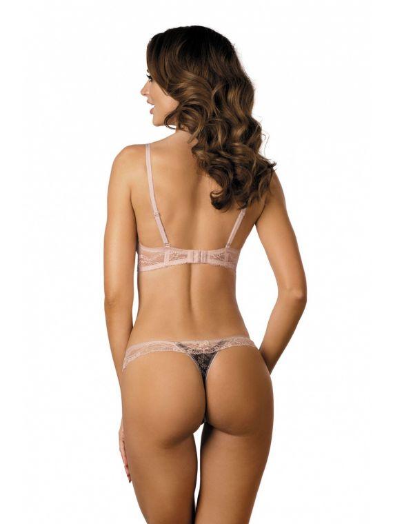 Stringi Model Maya Pink/Grey