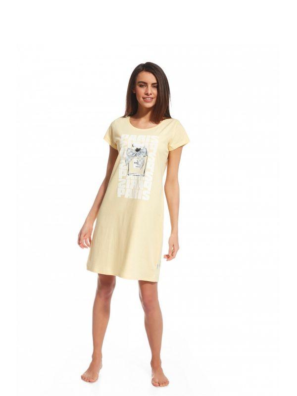 Koszula Nocna Model Parfum 2 612/111 YellowCornette