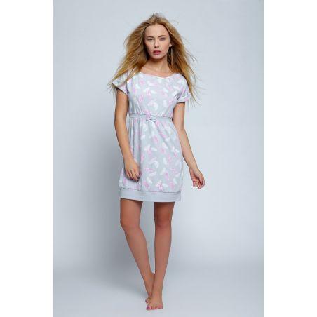 Koszula Nocna Model Sara GreySensis
